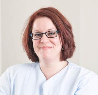 Nicole Etter, seit 1999
